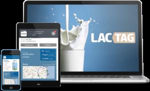 LACTAG - O caminho do leite.